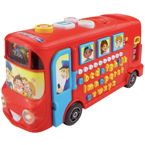 Playtime Bus with Phonics photo